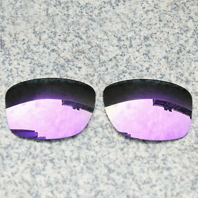 300cfa921b RawD Purple Mirrored Replacement Lenses for-Oakley Jupiter Squared POLARIZED