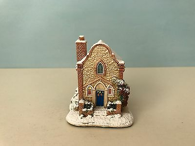 Lilliput Lane (L3517) WINTER LAST IN LINE Brand New In Box With Deeds