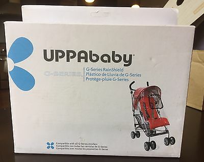 UPPAbaby G-Series Stroller Rain Cover Shield NEW