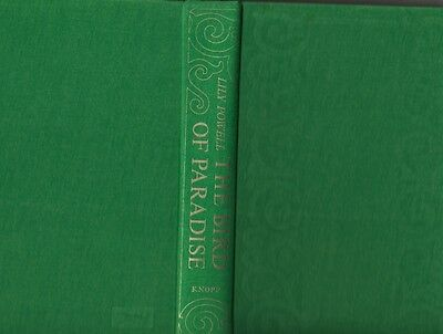 The Bird of Paradise by Lily Powell~Hardcover/1st American Edition/1971
