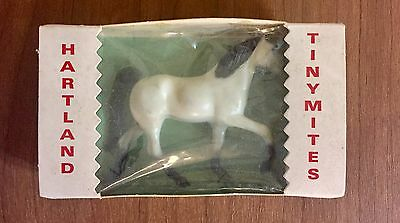 Hartland Vintage Tinymite Tennessee Walking Horse In Original Box