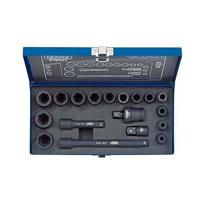 "3/8""SQ.DRIVE IMPACT SOCKET SET Draper Tools"