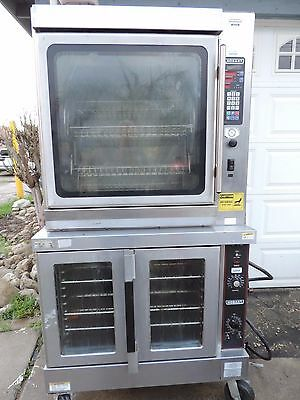 Rotisserie, CONVECTION OVEN COMBO (HOBART)