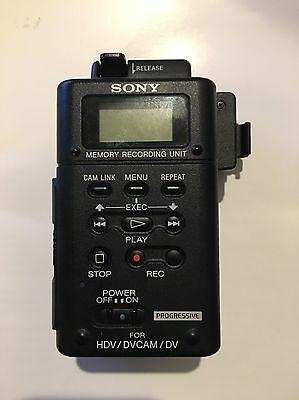 **USED**SONY HVR-MRC1 Memory Recording Unit with cradle