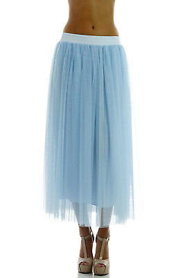 [Shop Lev] O2 Collection Straight Tulle Tutu Skirt