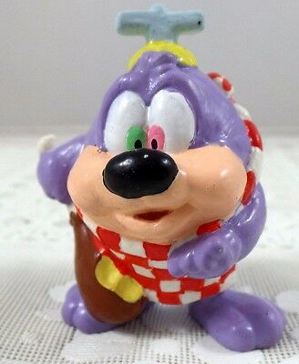 Dizzy Devil Tiny Toons EATING PVC WB Warner Brothers Looney Tunes Lot Set Topper