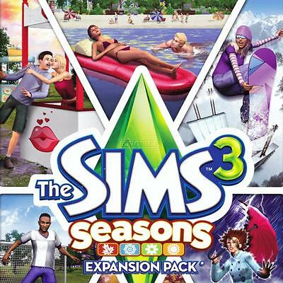 (PC/MAC) The SIMS 3 : Seasons ( ORIGIN CD-Key) -=24/7=-