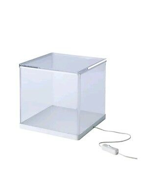 Acrylic Light Up Display Case For 1:24 Scale Or Action Figures