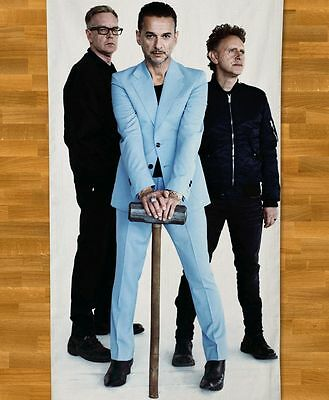 Depeche Mode Beach Towel NEW Summer 2017 Walking in My Shoes DM Dave Gahan