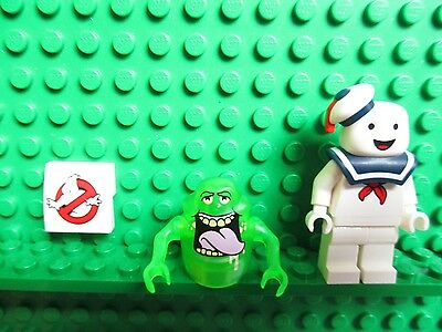 Minifigs Lego Ghostbusters Figurines Neuves Au Choix Slimer  Etc...