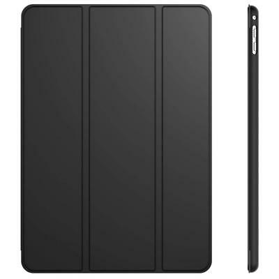 JETech iPad Air 2 Slim Fit - Smart Case Cover Custodia per Apple iPad Air 2 NERA