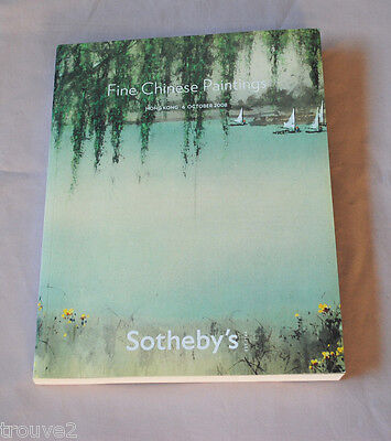 Sotheby's Fine Chinese Paintings October 6, 2008 Hong Kong