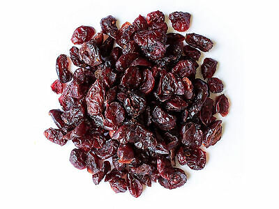 Food to Live ® Certified Organic Dried Cranberries (Non-GMO, Unsulfured, Bulk)