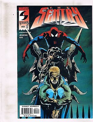Lot of 2 The Sentry Marvel Comic Books #3 Marvel Knights+1 BH51
