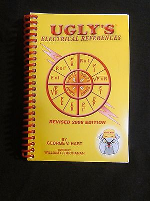 Ugly's Electrical References by George V. Hart Revised 2008 Edition