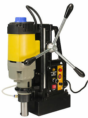 """Steel Dragon Tools® MD50 Magnetic Drill Press 2"""" Boring & 2900 LBS Magnet Force"""