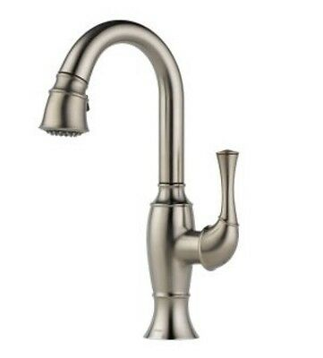 Brizo 63903LF-SS Talo Stainless Steel Pulldown Faucet W/ Magnetic Docking NEW