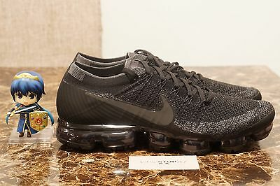low priced 9d7c4 9e99c Nikelab Air Vapormax Flyknit Triple Black - Nike - 899473-003
