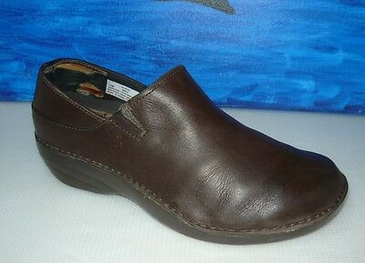 e3ddcfefb6e Timberland Women s Classic Amherst 2 Eye Leather Tan Brown Boat Shoes 7.5