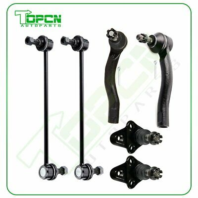 New 10pc Complete Front Suspension Kit for 2003-2008 Toyota Corolla