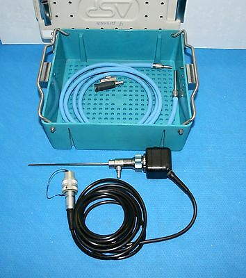 Smith+Nephew Dyonics ED-3 Endo Camera w/30 degree Scope & Fiberoptic Light Cable