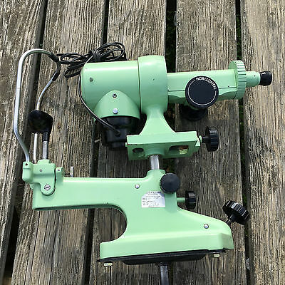 Vintage Bausch & Lomb Keratometer Ophthalmic Optometry Ophthalmology. USA made