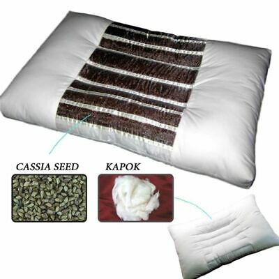 Konbanwa Cassia Seed Pillow Cushion Magnetic Therapy Neck Healthy Bedding KON006