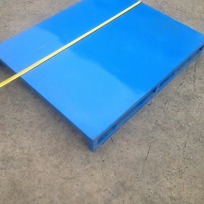 New  Steel Pallet Blue Color