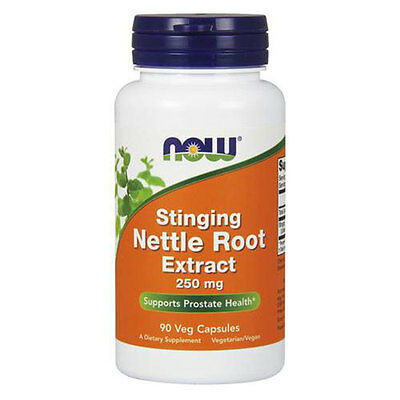Nettle Root Extract 90 Vcaps 250 mg by Now Foods