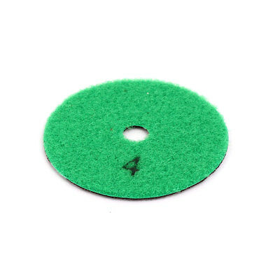Grit 1000 80mm Outer Dia Diamond Dry Polishing Pad for Marble Granite Stone