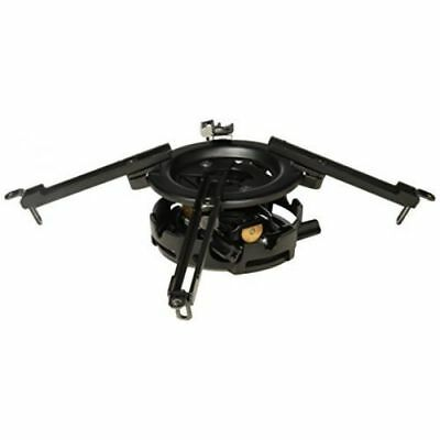 Peerless PRG-UNV Precision Projector Mount with Spider Universal Adaptor Plate (