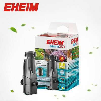 Eheim Skim 350 Aquarium Fish Tank Surface Skimmer Compact Water Filter 220V 3536