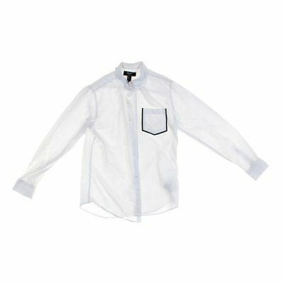 H m men 39 s button down shirt size medium cad for Haggar forever new shirts