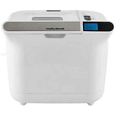 Morphy Richards Manual Cool Touch Breadmaker - 48326