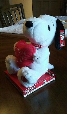 Peanuts Musical Plush Snoopy