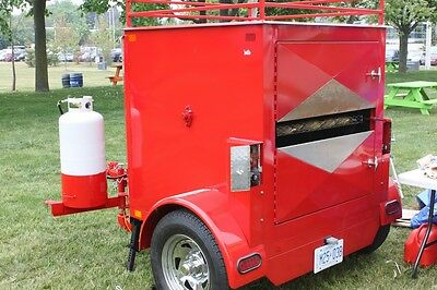 REDUCED - PRICED TO SELL - Rare! - Corn Roaster Machine from Texas in UK