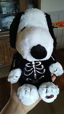 Peanuts Musical Plush Snoopy (Halloween)