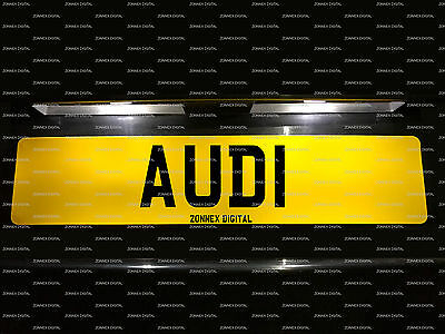 2x Xenon White LED Upgrade Number Plate Licence Light Lamp Bulbs for Audi A1