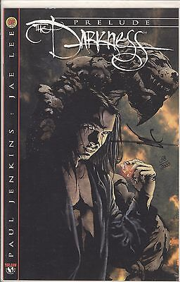 The Darkness #1 Prelude / Signed By Jae Lee / Df Coa 58 Of 2000
