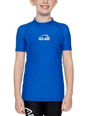 IQ Products iQ UV 300 Shirt Youngster, protezione da raggi UV (w7s)