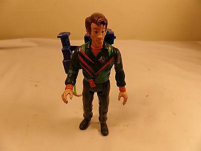 Vintage 1984 Ghostbusters Action Figure Peter & Proton Pack