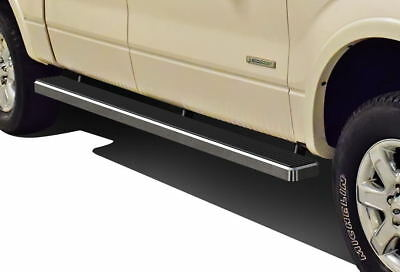 """iBoard Running Boards 4"""" Fit 09-14 Ford F150 SuperCrew Cab"""