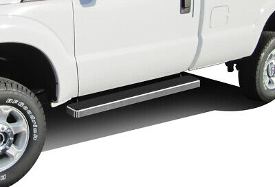 "iBoard Running Boards 5"" Fit 99-16 Ford F-250/F-350 SuperDuty Regular Cab"