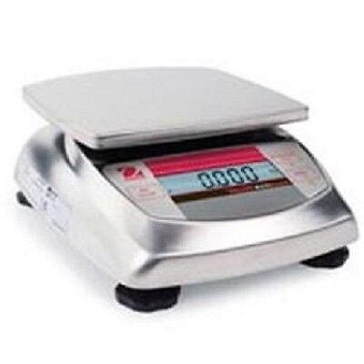 OHAUS VALOR® 3000 Xtreme Digital Scale - 6,000 grams x 1 gram Legal For  Trade*