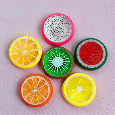 Fruit Crystal Mud New Plasticine Educational Toys 3D Blow Bubbles Toy