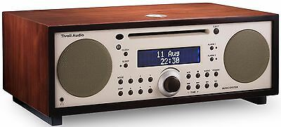 TIVOLI  AUDIO Music System+ FM-DAB-BLUETOOTH CD WALNUT GARANZIA UFFICIALE