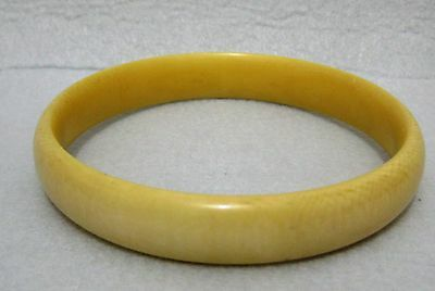 Chinese Bone Craved Bangle