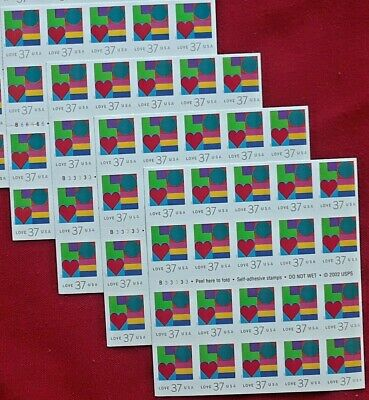 Combo 120 (6 x 20) PURPLE HEART & US FLAG 2016 & 2017 US Postage Forever Stamps