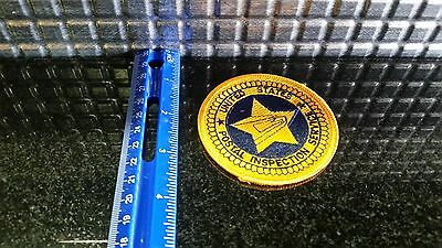 United states postal inspection service patch
