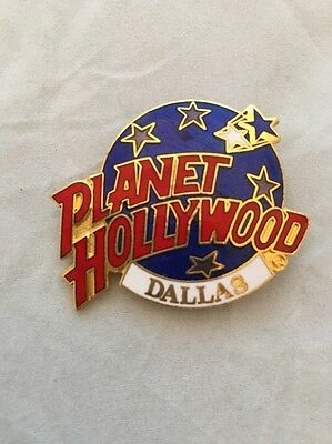 Planet Hollywood Dallas Collectible Pin